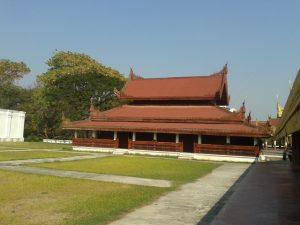 Mandalay-palace