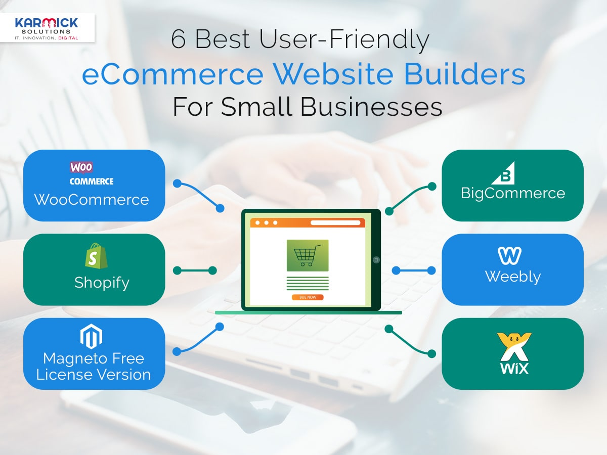 6 Best User-Friendly eCommerce Website Builders For Small Businesses