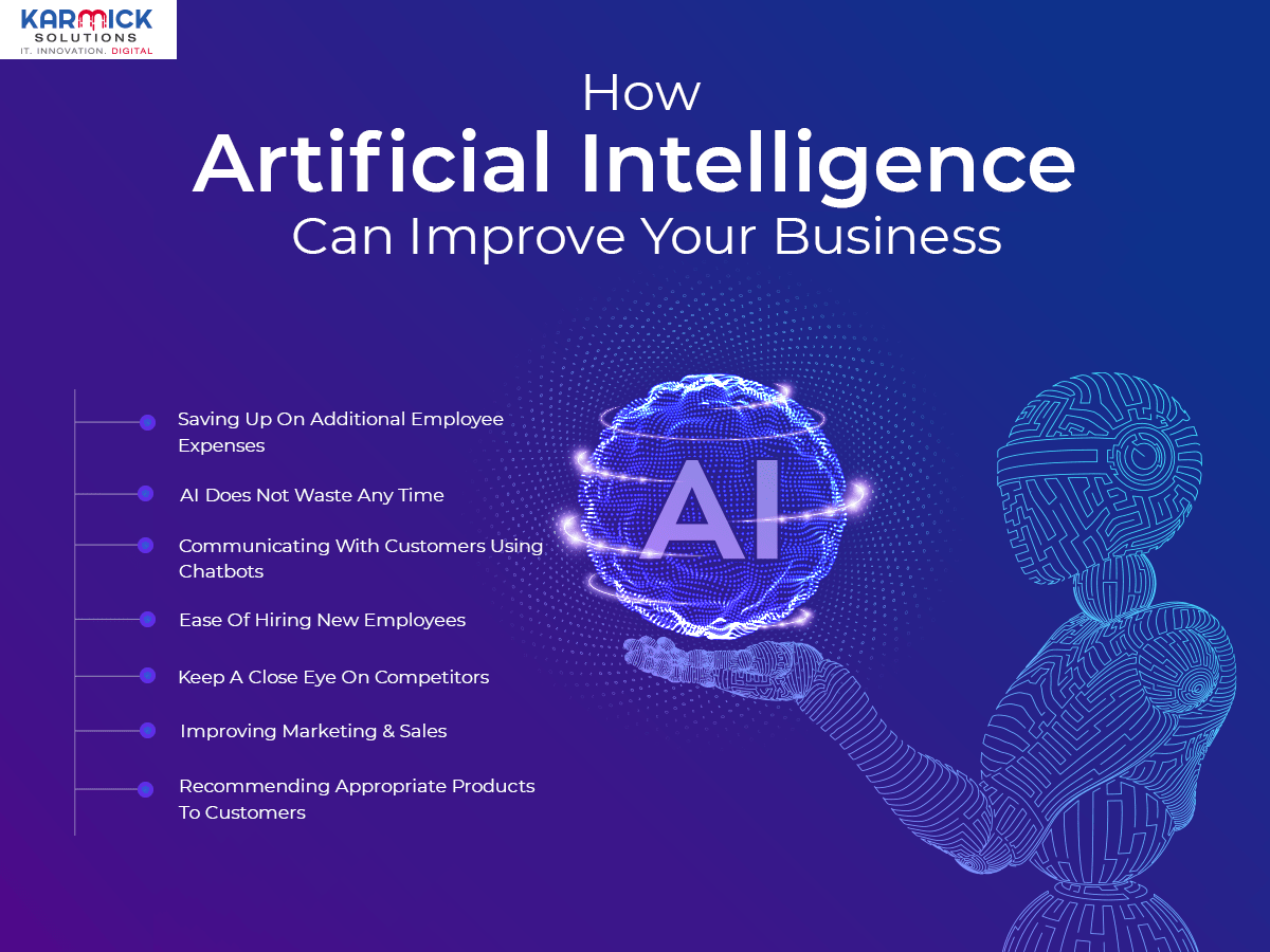 How Artificial Intelligence Can Improve Your Business