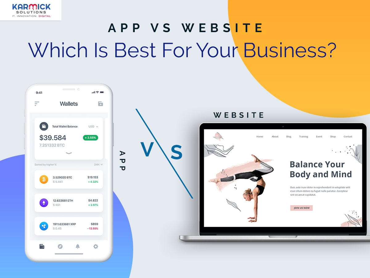 App vs Website: Which Is Best For Your Business?