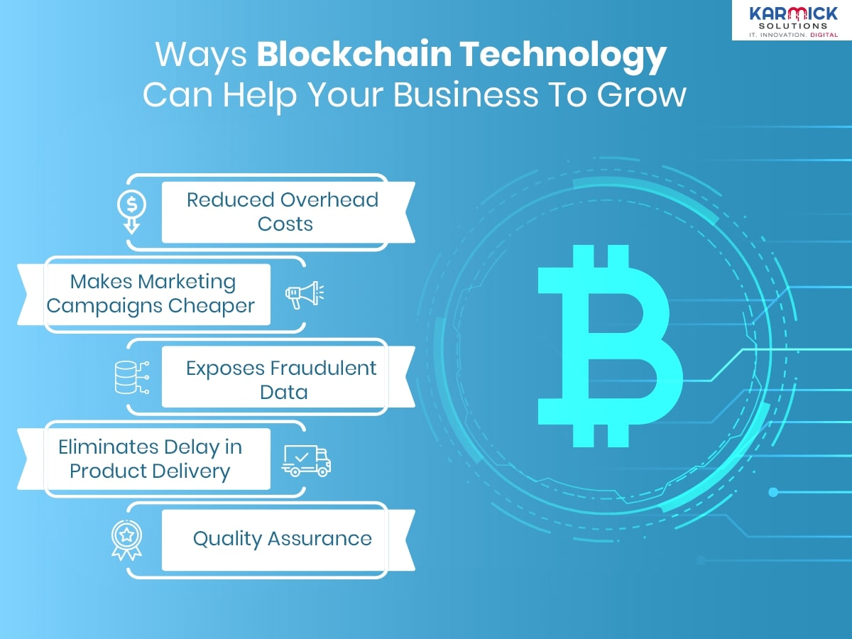 Ways Blockchain Technology Can Help Your Business To Grow